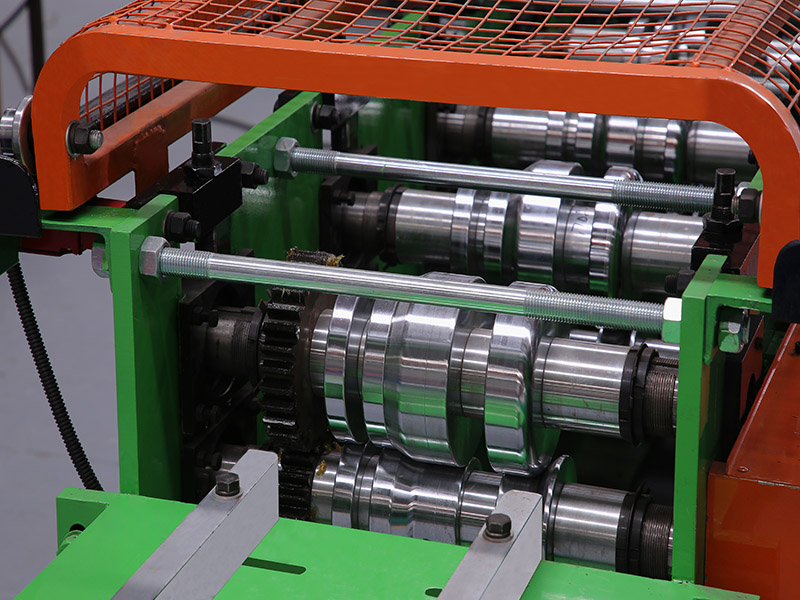 Gable Roll Forming Machine