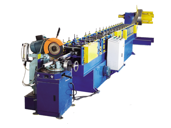Square Pipe Forming Machine