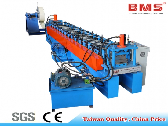 Metal Ceiling Panel Roll Forming Machine