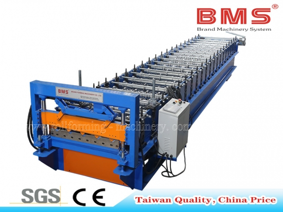 Sheet Roofing Panel Roll Forming Machine